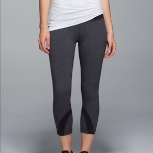 Lululemon Run: Inspire Crop II *All Luxtreme